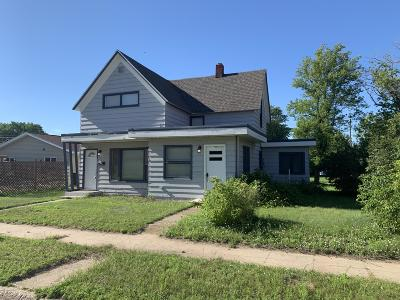 Bemidji Single Family Home For Sale: 605 4th Street SE