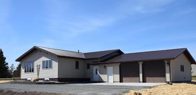 Bemidji Single Family Home For Sale: 10218 Faith Drive NW