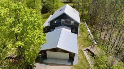 Bemidji Single Family Home For Sale: 14142 Broken Paddle Lane NE