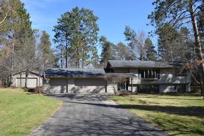 Bemidji Single Family Home For Sale: 2615 Arrowwood Circle NW