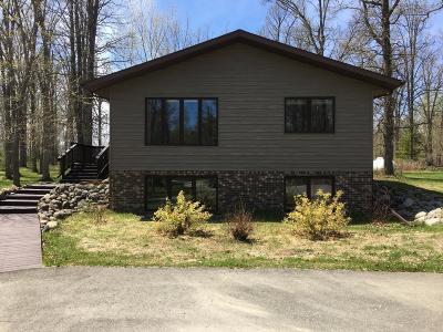 Bemidji Single Family Home For Sale: 51609 Warbler Drive SE