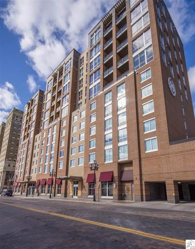 Duluth Condo/Townhouse For Sale: 311 E Superior St #906