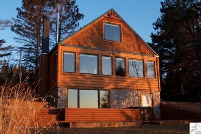 Two Harbors Single Family Home For Sale: 1762 Hwy 61