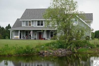 Two Harbors Single Family Home For Sale: 1817 Big Rock Rd