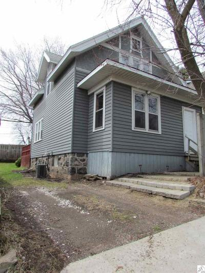 Single Family Home Sold: 709 N 24th Ave W