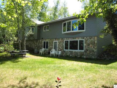 Single Family Home For Sale: 3495 Park Ridge Rd
