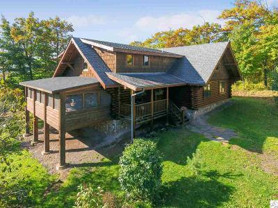 Two Harbors Single Family Home For Sale: 7005 Olson Rd
