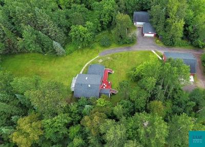 Single Family Home For Sale: 4846 Midway Rd