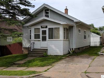 Single Family Home Sold: 917 N 14th Ave E
