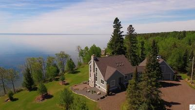 Duluth Single Family Home For Sale: 5384 North Shore Dr