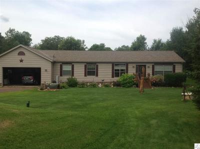 Single Family Home For Sale: 3773 Skog Rd