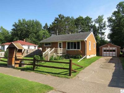 Single Family Home For Sale: 2308 Selmser Ave