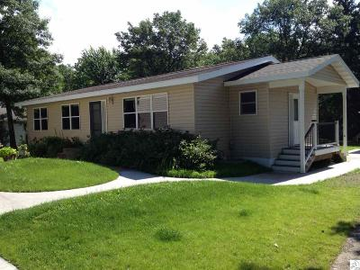 Single Family Home For Sale: 94812 County Hwy 61