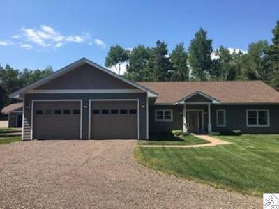 Two Harbors Single Family Home For Sale: 2851 Hwy 3