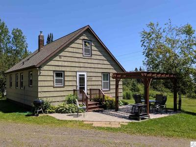 Two Harbors Single Family Home For Sale: 1785 Hwy 61