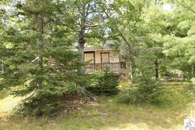 Two Harbors Single Family Home For Sale: 1172 Sand Lake Access Rd
