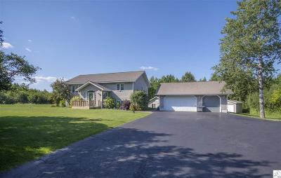 Single Family Home For Sale: 5633 Hermantown Rd