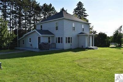 Single Family Home For Sale: 370 Erkkila Rd