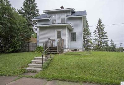 Duluth Single Family Home For Sale: 522 S 71st Ave W