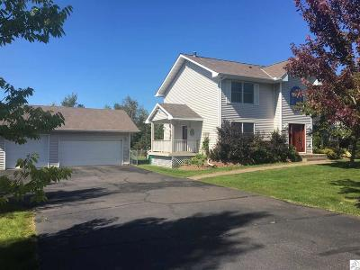 Hermantown Single Family Home For Sale: 4025 Stebner Rd