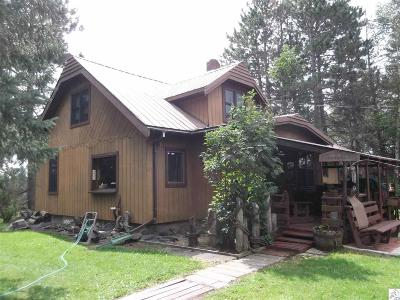 Esko Single Family Home Inspection Contingency: 239 Jay Cooke Rd