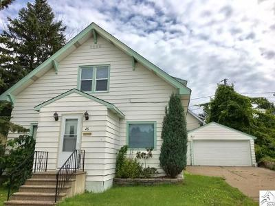 Multi Family Home For Sale: 26 3rd St