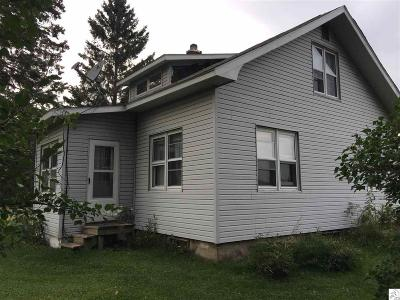 Single Family Home For Sale: 2636 Brandt Rd
