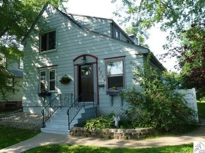 Duluth Single Family Home For Sale: 4709 Dodge St