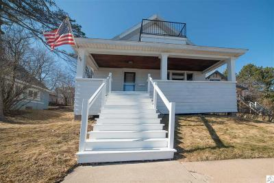 Duluth Single Family Home For Sale: 117 W 7th St