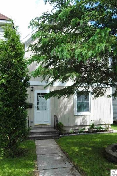Superior Single Family Home For Sale: 1714 Oakes Ave