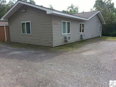 Hermantown Single Family Home For Sale: 4268 Lavaque Rd