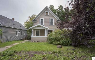 Duluth Single Family Home For Sale: 2320 W 7th St