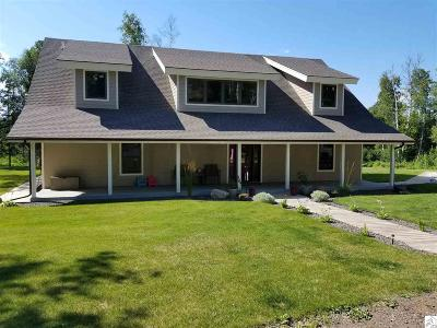 Single Family Home For Sale: 5163 Caribou Lake Rd