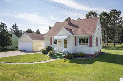 Single Family Home For Sale: 3835 Haines Rd