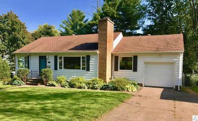 Duluth Single Family Home For Sale: 2732 E 7th St