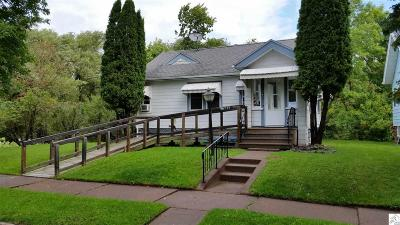 Duluth Single Family Home For Sale: 528 N 38th Ave W