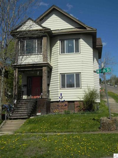 Duluth Multi Family Home For Sale: 2101 W 4th St