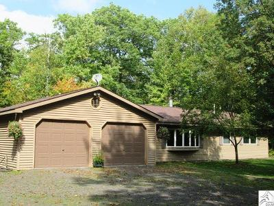 Superior Single Family Home For Sale: 8125 S Dowling Lake Rd