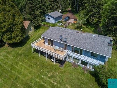 Two Harbors Single Family Home For Sale: 2618 Hwy 61