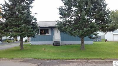 Single Family Home For Sale: 2504 Kelly Ave