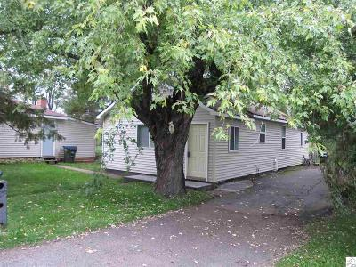 Single Family Home For Sale: 2505 Washington Ave
