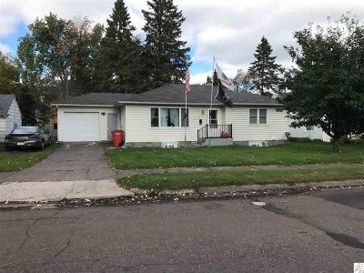 Single Family Home For Sale: 1605 Selmser Ave