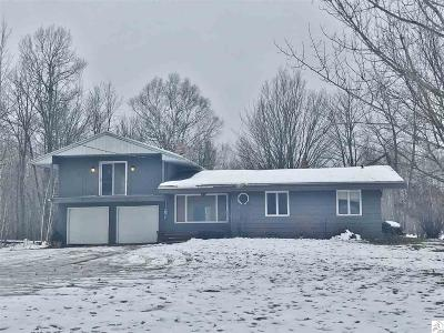 Hermantown Single Family Home For Sale: 5853 Hwy 194