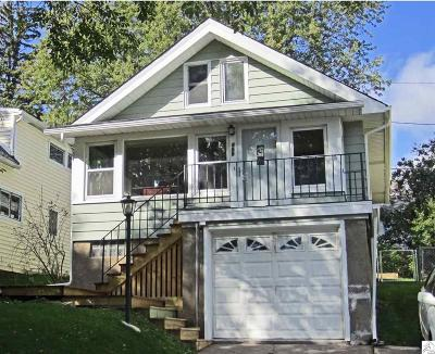 Duluth Single Family Home For Sale: 705 E 12th St