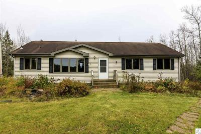 Two Harbors Single Family Home For Sale: 684 Stanley Rd