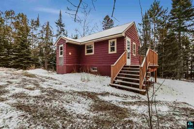 Two Harbors Single Family Home For Sale: 1722 Hwy 61