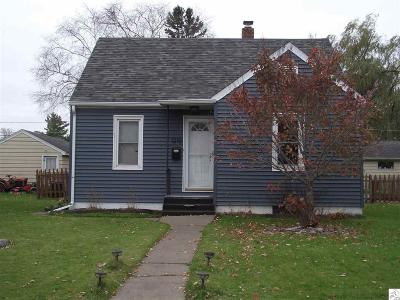 Superior Single Family Home For Sale: 1210 N 22nd St
