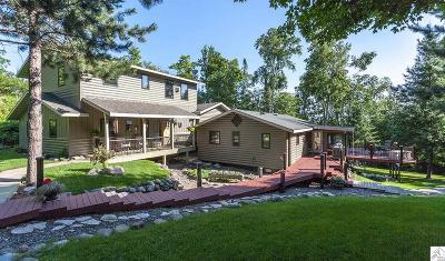 Duluth Single Family Home For Sale: 4123 NE Van Rd
