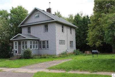 Duluth Single Family Home Inspection Contingency: 102 W House St