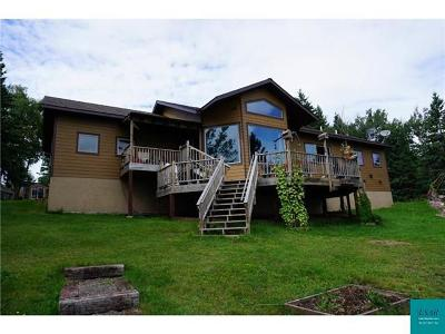 Two Harbors Single Family Home For Sale: 3492 Highway 61